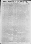 Republican Journal: Vol. 68, No. 48 - November 26,1896