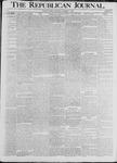 Republican Journal: Vol. 68, No. 49 - December 03,1896
