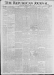 Republican Journal: Vol. 68, No. 50 - December 10,1896