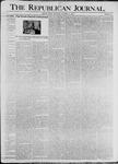 Republican Journal: Vol. 68, No. 53 - December 31,1896