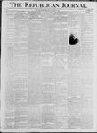 Republican Journal :Vol. 69, No. 11 - March 18,1897