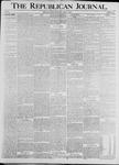 Republican Journal :Vol. 69, No. 14 - April 08,1897