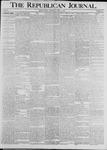 Republican Journal :Vol. 69, No. 15 - April 15,1897