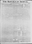 Republican Journal :Vol. 69, No. 16 - April 22,1897