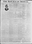 Republican Journal :Vol. 69, No. 17 - April 29,1897