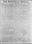 Republican Journal :Vol. 69, No. 29 - July 22,1897