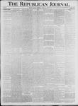 Republican Journal :Vol. 69, No. 33 - August 19,1897