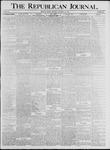 Republican Journal :Vol. 69, No. 42 - October 21,1897