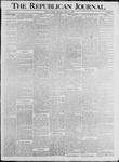 The Republican Journal: Vol. 70, No. 9 - March 03,1898