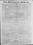 The Republican Journal: Vol. 70, No. 14 - April 07,1898
