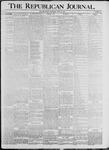 The Republican Journal: Vol. 70, No. 30 - July 28,1898