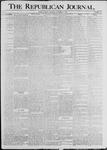 The Republican Journal: Vol. 70, No. 36 - September 08,1898