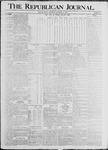 The Republican Journal: Vol. 70, No. 37 - September 15,1898