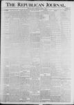 The Republican Journal: Vol. 70, No. 40 - October 06,1898