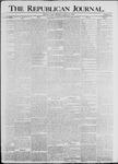 The Republican Journal: Vol. 70, No. 42 - October 20,1898