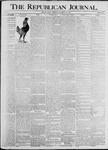 The Republican Journal: Vol. 70, No. 45 - November 10,1898