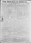 The Republican Journal: Vol. 70, No. 47 - November 24,1898