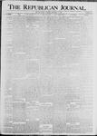 The Republican Journal: Vol. 70, No. 50 - December 15,1898