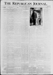The Republican Journal: Vol. 70, No. 51 - December 22,1898