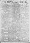 The Republican Journal: Vol. 70, No. 52 - December 29,1898