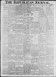 The Republican Journal: Vol. 72, No. 25 - June 21,1900