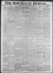 The Republican Journal: Vol. 73, No. 9 - February 28,1901