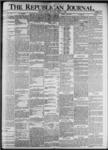 The Republican Journal: Vol. 73, No. 10 - March 07,1901