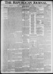 The Republican Journal: Vol. 73, No. 11 - March 14,1901