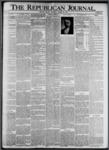 The Republican Journal: Vol. 73, No. 12 - March 21,1901