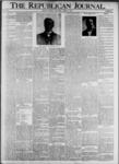 The Republican Journal: Vol. 73, No. 16 - April 18,1901