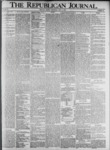 The Republican Journal: Vol. 73, No. 18 - May 02,1901