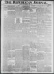 The Republican Journal: Vol. 73, No. 19 - May 09,1901