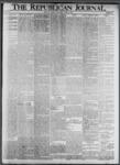 The Republican Journal: Vol. 73, No. 23 - June 06,1901