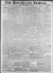 The Republican Journal: Vol. 73, No. 24 - June 13,1901