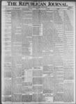 The Republican Journal: Vol. 73, No. 25 - June 20,1901