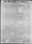 The Republican Journal: Vol. 73, No. 26 - June 27,1901
