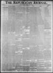 The Republican Journal: Vol. 73, No. 27 - July 04,1901