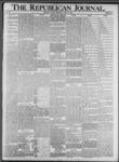The Republican Journal: Vol. 73, No. 28 - July 11,1901