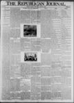 The Republican Journal: Vol. 73, No. 31 - August 01,1901
