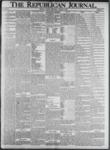 The Republican Journal: Vol. 73, No. 32 - August 08,1901