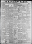 The Republican Journal: Vol. 73, No. 37 - September 12,1901