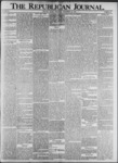 The Republican Journal: Vol. 73, No. 39 - September 26,1901