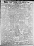 The Republican Journal: Vol. 73, No. 41 - October 10,1901