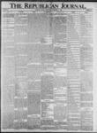 The Republican Journal: Vol. 73, No. 45 - November 07,1901