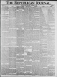 The Republican Journal: Vol. 73, No. 46 - November 14,1901