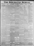 The Republican Journal: Vol. 73, No. 47 - November 21,1901