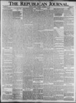 The Republican Journal: Vol. 73, No. 51 - December 19,1901