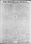 The Republican Journal: Vol. 74, No. 17 - April 24,1902