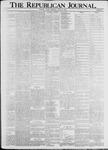 The Republican Journal: Vol. 74, No. 26 - June 26,1902