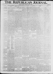 The Republican Journal: Vol. 74, No. 27 - July 03,1902